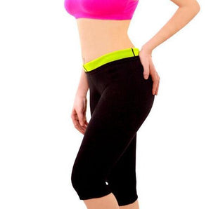 Thermal Slimming High Waist Pants