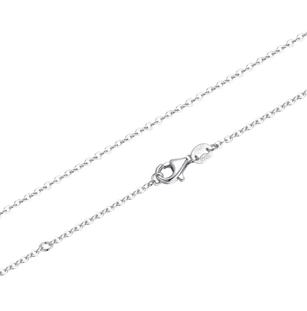 925 sterling silver pendant fashion Necklace