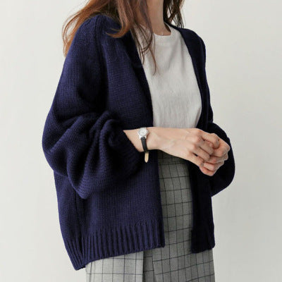 Popular Long sleeve cardigan Sweater