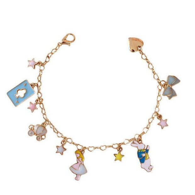 Alice Pearl Beaded Bracelet
