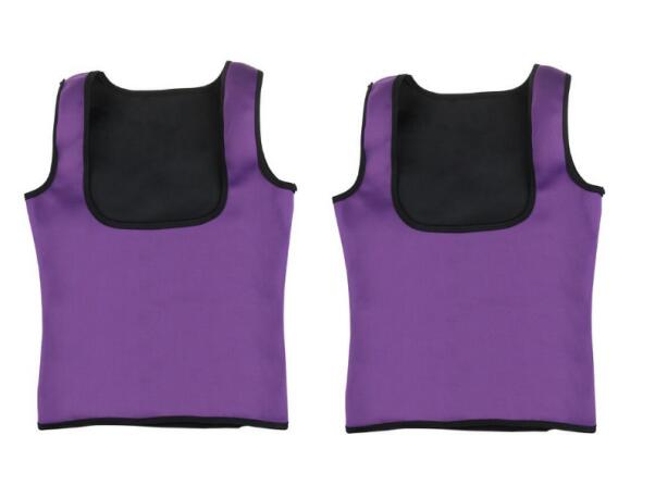 Women Square Neck Slimming Thermo Vest (2 Units)