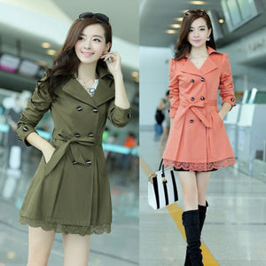 Han Fan casual jacket tide coat women