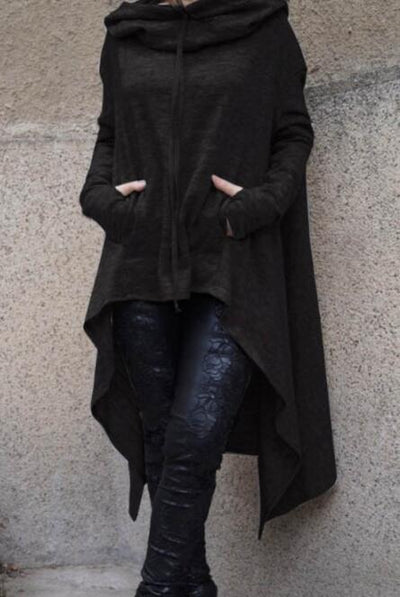 Ebay.ebay (EBAY) sells hooded, loose, loose and loose hooded women in the U.S. and Europe for the fall and winter of 2018