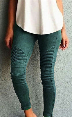 Women's fashion and casual skinny pants