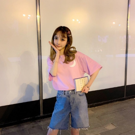 Glowing Short Sleeve T-shirt