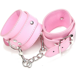 Handcuffs PU leather