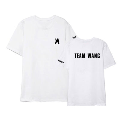 T-SHIRT - GOT7 - JACKSON - TEAM WANG