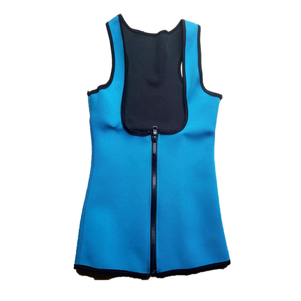 Vest Hot Sweat Shirt Body Shapers