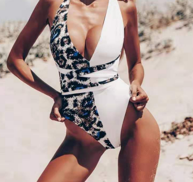 one-piece swimsuit