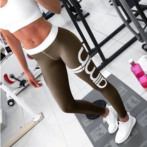 Women Super Stretch Sports Yoga Leggings
