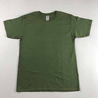 Solid Color Short-sleeved Loose T-shirt