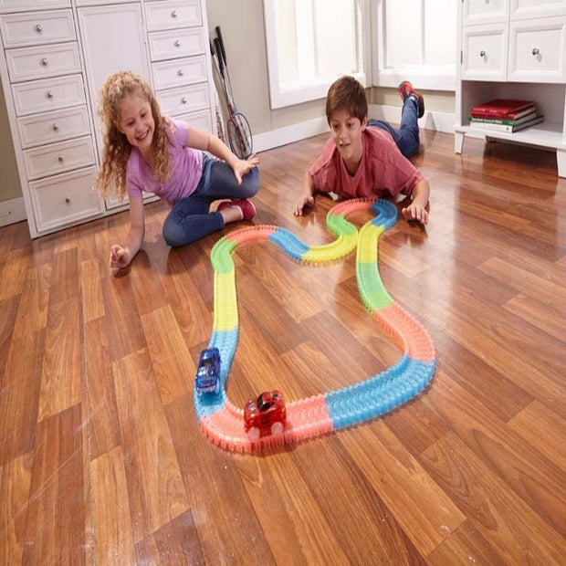Magical Track Educational Rail Car Toy