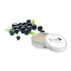 Acai Berry Gluten Free Lip Balm by Vegan Tree Owl