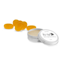 Butterscotch Gluten Free Lip Balm by Vegan Tree Owl