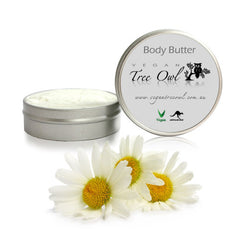 Camomile Body Butter by Vegan Tree Owl