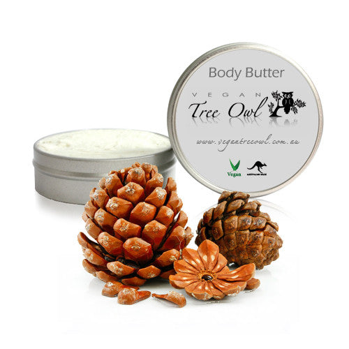 Cedarwood & Spices Body Butter