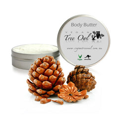 Cedarwood Spices Body Butter by Vegan Tree Owl