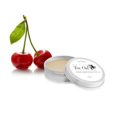 Cherry Gluten Free Lip Balm by Vegan Tree Owl
