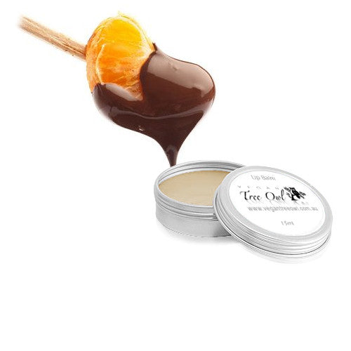 Chocolate & Orange Lip Balm
