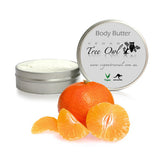 Citrus Crush Body Butter by Vegan Tree Owl