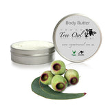 Eucalyptus Body Butter by Vegan Tree Owl