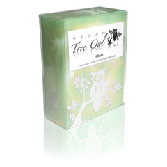 Lemon Tea Tree Palm Oil Free Soap by Vegan Tree Owl