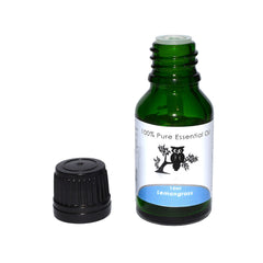 Lemongrass Pure Organic Essential Oil