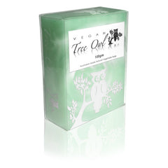 Lime Twist Palm Oil Free Soap by Vegan Tree Owl