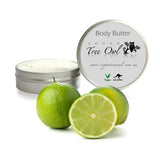 Lime Twist Body Butter by Vegan Tree Owl
