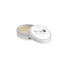 Natural (No Scent) Gluten Free Lip Balm by Vegan Tree Owl