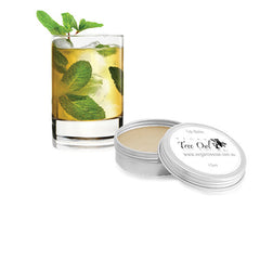 Mint Julep Gluten Free Lip Balm by Vegan Tree Owl