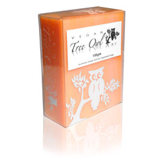 Orange Palm Oil Free Soap by Vegan Tree Owl
