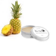 Pineapple Gluten Free Lip Balm by Vegan Tree Owl