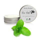 Spearmint Body Butter by Vegan Tree Owl