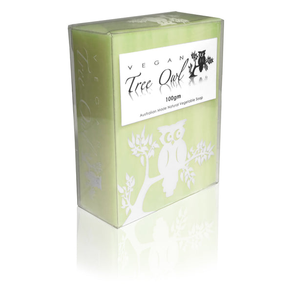 Tea Tree Vegan Soap
