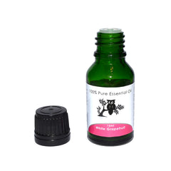 White Grapefruit Pure Organic Essential Oil