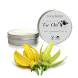 Ylang-Ylang Body Butter by Vegan Tree Owl
