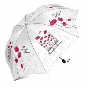 Custom Sun & Rain Foldable Umbrella Personalize Umbrella - myphotowears