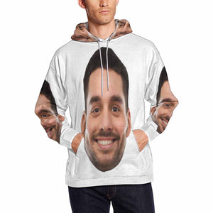 Custom Photo Men's Hoodie Pullove - myphotowears