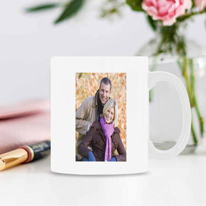 Custom Photo Mug For10th Anniversary Of Marriage - myphotowears