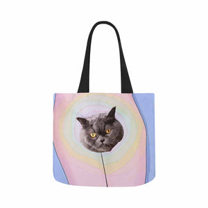 Custom Photo  & Sexy Ass Canvas Tote Bag - myphotowears