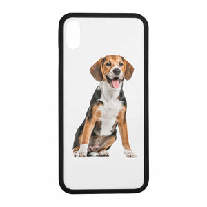 Custom Dog's Photo Rubber Case for Iphone XR/XS Max - myphotowears