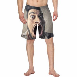 Custom Photo Men's Swim Trunk Personalized Swim Short Pants - myphotowears