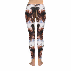 Custom Photo Women's Legging - myphotowears