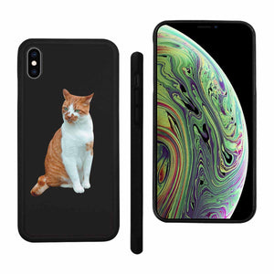 Custom Cat's Photo for Iphone XR/XS Max Rubber Case - myphotowears