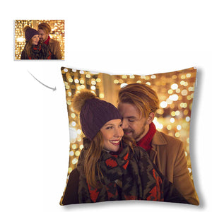 Custom Photo Pillow Case - myphotowears