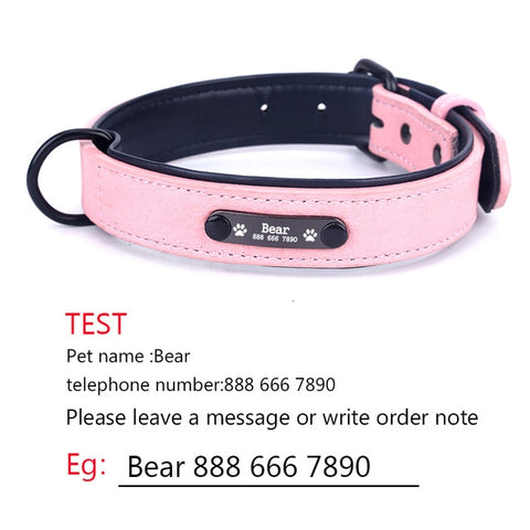Personalized Dog Collars - Kuarela