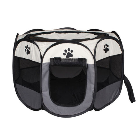 Portable Pet Cage Tent Foldable - Kuarela