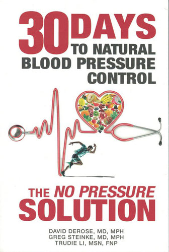 30 Days to Natural Blood Pressure Control