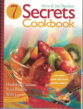 Load image into Gallery viewer, 7 Secrets Cookbook